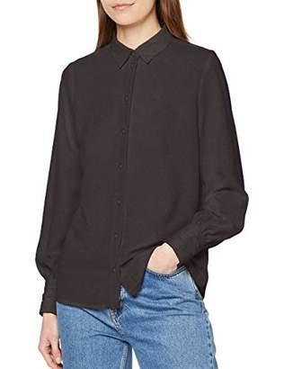 Selected Women's Slfmabel Ls Shirt B Blouse,8 (Size: 34)
