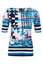 Tribal Nautical Themed T-Shirt
