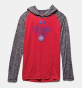 Under Armour Boys' Chicago Cubs UA TechTM Hoodie