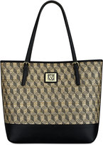 Anne Klein Large Woven Perfect Tote