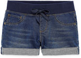Arizona Denim Bermuda Shorts - Big Kid
