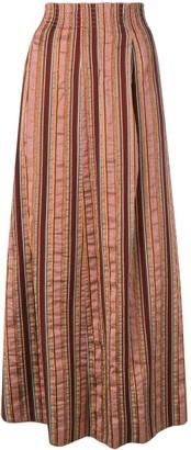 Forte Forte Striped Skirt