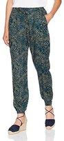 Fat Face Women's Linear Batik Trousers