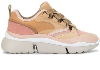 Chloé Pink Shoes For Women on Sale