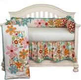 Cotton Tale Designs Lizzie 4-Piece Crib Bedding Set, 1-Pack
