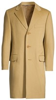 Canali Wool Top Coat