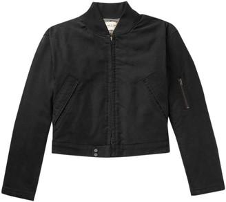 Fear Of God Black Cotton Jackets