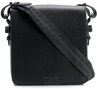 Off-White logo cross-body bag
