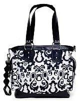 JJ Cole Boutique Norah Diaper Bag - Midnight Laurel