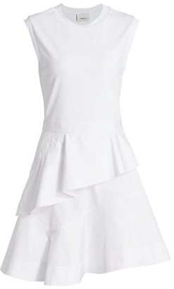 3.1 Phillip Lim Tiered T-Shirt Dress