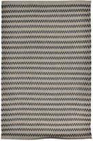 """Liora Manné Mirage Indoor/Outdoor Tweed Grey 7'6""""x 9'6"""" Area Rug"""