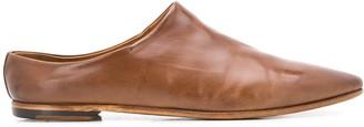 Silvano Sassetti Slip-On Flat Mules