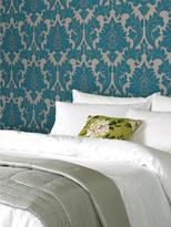 Graham & Brown Superfresco Easy Majestic Wallpaper - Teal
