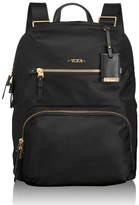 Tumi 'Voyageur Halle' Nylon Backpack - Black