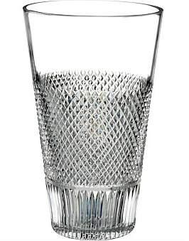 Waterford Crystal Diamond Line Vase 20Cm