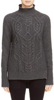 Veronica Beard 'Ouija' Wool Blend Turtleneck Sweater