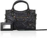 Balenciaga Women's Arena Leather Classic Mini City Bag
