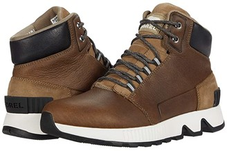 Sorel Mac Hill Mid Leather Waterproof (Khaki II) Men's Boots