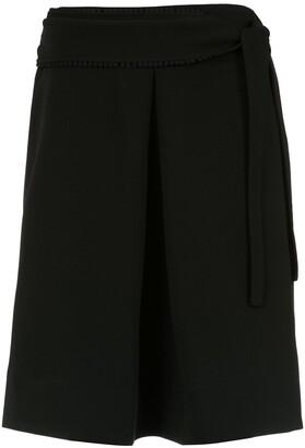 Olympiah Rosello belted skirt