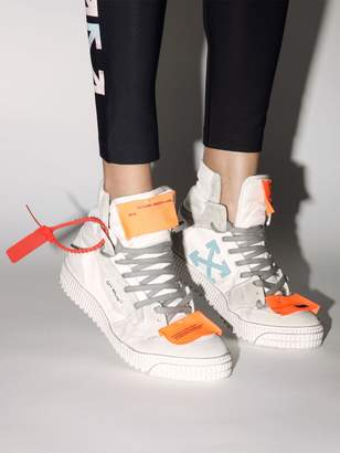 Off-White Off White LVR EXCLUSIVE OFF COURT SNEAKERS