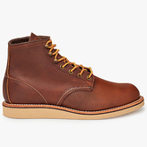 Red Wing Work Oiled Leather Work Boot, Copper Rough
