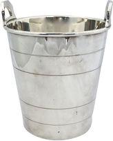 One Kings Lane Vintage English Art Deco Silver-Plate Ice Bucket