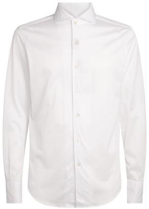 Canali Jersey-Cotton Shirt
