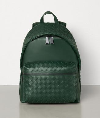 Bottega Veneta Medium Backpack In Intrecciato Vn