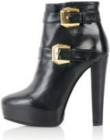 Kim Kwang Calf Leather Ankle Boot