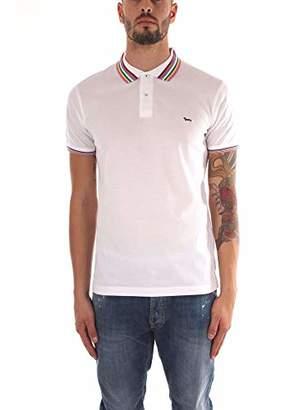 Harmont & Blaine Men's LXA0220516100 Polo Shirt
