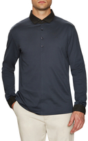 J. Lindeberg Cristopher Slim Lux Jersey Polo