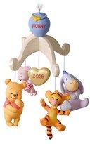 "Hallmark Keepsake Baby's First 2016 ""Winnie the Pooh"" Dated Holiday Ornament"