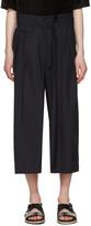 SASQUATCHfabrix. Navy Hakama Trousers