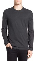 BOSS Men's 'Tenison' Slim Fit Long Sleeve T-Shirt