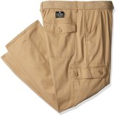 Ecko Unltd. Ecko Unlimited Men's Big and Tall Deploy Twill Cargo Pant