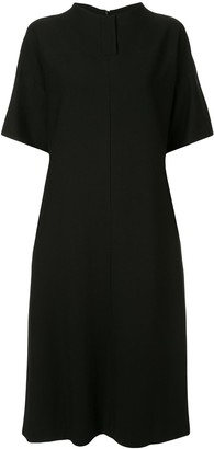 PARTOW Wide Sleeve Shift Dress
