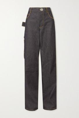Bottega Veneta Boyfriend Jeans - Navy