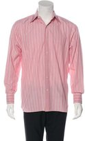 Tom Ford Striped Dress Shirt