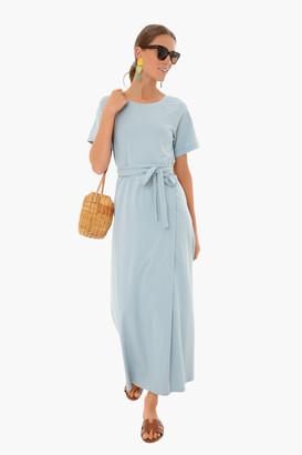 Pomander Place Slate Blue Sawyer Dress