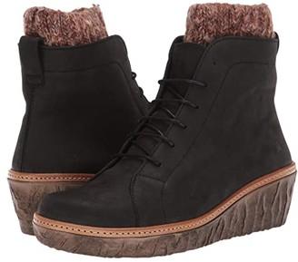 El Naturalista Myth Yggdrasil N5145 (Black) Women's Shoes