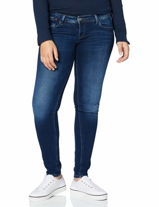 Tommy Jeans Women's ULT LOW RISE SKINNY NATALIE FDBST Jeans