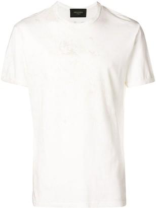 Mr & Mrs Italy back-print T-shirt