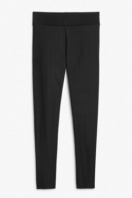 Monki Shiny leggings
