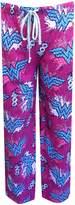 DC Comics Wonder Woman BOOM! Capri Lounge Pants for women
