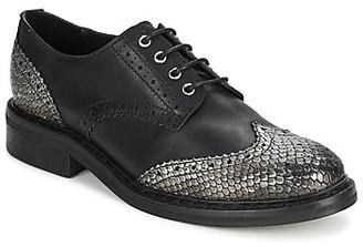 Koah LESTER women's Casual Shoes in Black