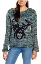 LTB Women's Jumper - Multicoloured - 8