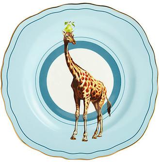 Cake Yvonne Ellen Giraffe Plate