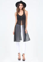 Bebe Tunic Cover Up