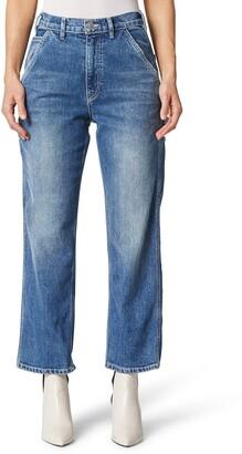 Hudson High Waist Carpenter Jeans
