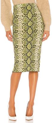 J.o.a. Pencil Sweater Midi Skirt